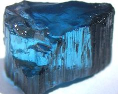 "Very Gemmy ""Paraiba"" Tourmaline Rough My Favorite"