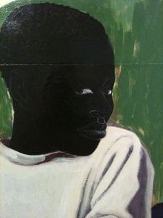Currently Hanging: Kerry James Marshall | Slog