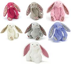 We have good collection of gentle and soft toys like jellycat bunny soothes babies. This is because the soft toys are adorable, tender and cuddly. They are the most tender and safe gift to infants and babies.