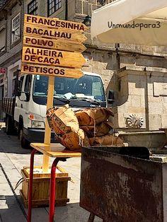 Escapada gastronómica a Oporto