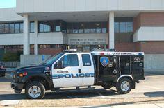 Stamford, CT PD Unit 202 - 2008 Ford/Swab.