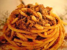 A pasta 'a Milanisa
