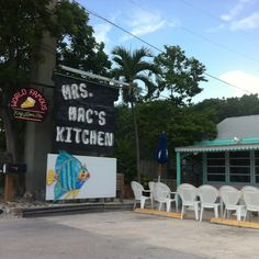 Mrs. Mac's in Key Largo......Really good food Love! Love! Love! This place!!!!!!