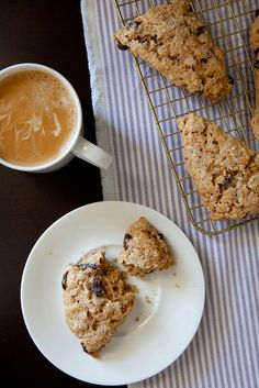Oatmeal Raisin Scones | Annie's Eats by annieseats, via Flickr