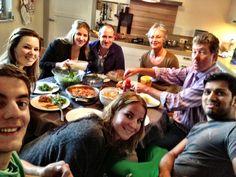 6. I am thankfull for... My family