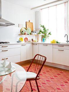 Vivienda en Madrid: cocina
