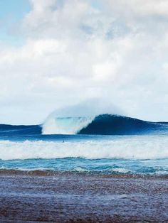 ocean waves peace | lanikai