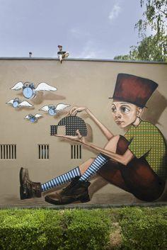 Characters By Lonac - Zagreb (Croatia)