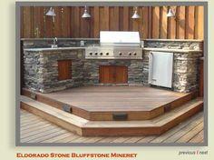 Eldorado - Bluffstone - Mineret Taylor Stone, Fireplace Stone, Camping, Patio, Outdoor Decor, Home Decor, Style, Campsite, Swag