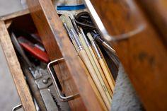#tools #moderntimesfitzroy #behindthescenes #fitzroyworkshop #europeanvintage #midcenturyrestoration #craftsmanship #hanswegner Hans Wegner, Modern Times, Vintage Furniture, Restoration, Tools, Inspiration, Art, Biblical Inspiration, Art Background
