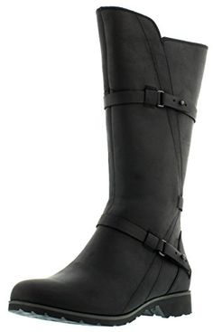 Best Boots For Women | Teva Womens De La Vina BootBlack10 M US -- Check out this great product. Note:It is Affiliate Link to Amazon.