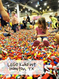 Was LEGO Kids Fest worth it? Come get our take on the evening!