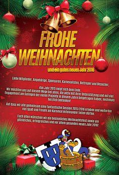 Alle Jahre wieder … Weihnachtsgrüße - weihnachten, karneval, silvester - Karnevalsgesellschaft Batenbrock 2000 e.V. Bottrop