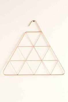 Triangle Accessory Storage - Urban Outfitters