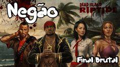 Dead Island Riptide Final Brutal A Mascára Caiu #14