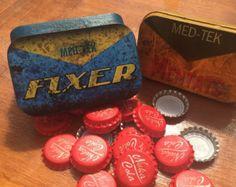 Fallout Wasteland Survival Package Stimpack Caps by JRayOriginals