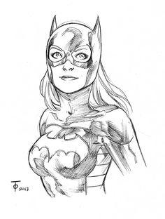 Stephanie Brown by Marcus To *