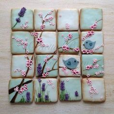 This week's theme is cookies. There are a few artists who only create cookies and every single one is. Bird Cookies, Fancy Cookies, Flower Cookies, Vintage Cookies, Biscuit Cookies, Cute Cookies, Easter Cookies, Royal Icing Cookies, Cupcake Cookies