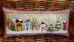 "Lizzie Kate's ""Snow Day"""