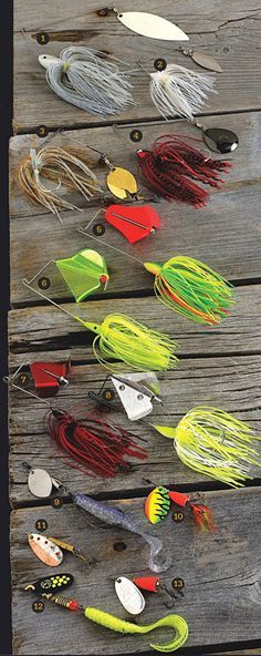By The Turn of the Smallmouth Bass Blades (Dunway Enterprises) http://bassfishing.dunway.com/