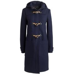 J.Crew Wool melton toggle coat and other apparel, accessories and trends. Browse and shop 2 related looks.