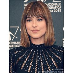 Omg how gorgeous did Dakota look today before her #BlackMassMovie press conference?!