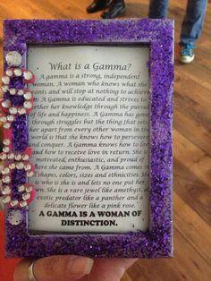 What is a gamma? #sigmalambdagamma #slg #gammas #sorority #hermanasporvida