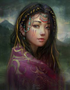 The product of two warring kingdoms' peace talks. The princess became the gem…