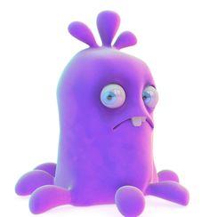 The Closet Monster by Patrick Morse   Cartoon   3D   CGSociety
