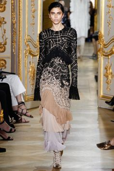 J. Mendel Fall 2016 Couture Fashion Show