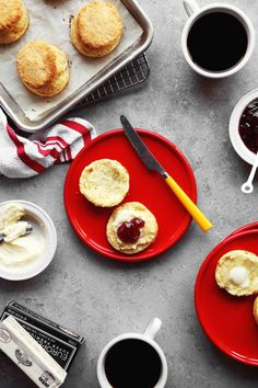 Buttery Layered Buttermilk Biscuits   //  joy the baker