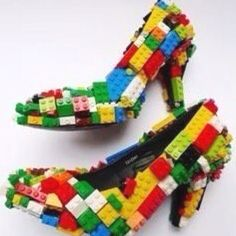 Every mother knows there is no pain like a Lego to the foot. Now you can experience it full-time.