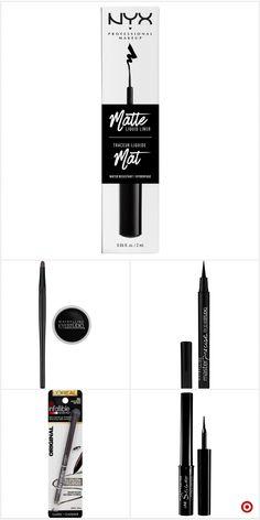 Eyeliner Tips - Eyeliner Tips Makeup Goals, Love Makeup, Beauty Makeup, Best Eyeliner, How To Apply Eyeliner, Best Face Products, Eye Products, Grande Cosmetics, Nyx