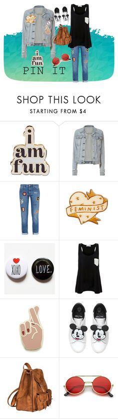 """""""Untitled #47"""" by rathoreneha ❤ liked on Polyvore featuring ban.do, rag & bone, STELLA McCARTNEY, Solid & Striped, Georgia Perry, MOA Master of Arts, Yves Saint Laurent and ZeroUV"""