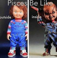 12 Best Zodiac Memes That Perfectly Sum Up The Personality Traits, Strengths & Weaknesses Of A Pisces Woman Aquarius Pisces Cusp, Pisces Traits, Cancer And Pisces, Astrology Pisces, Pisces Love, Zodiac Signs Pisces, Pisces Quotes, Zodiac Memes, My Zodiac Sign