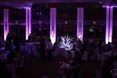 Diamond Bar Center Wedding by Dashing Events | More venue pictures at our blog! #decorlighting #weddingdj #wedding