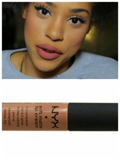 NYX soft matte lip cream in Abu Dhabi
