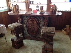 Need advice on restoring a Witco bar -- Tiki Central