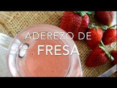 Aderezo de fresa (listo en minutos & fácil de preparar)