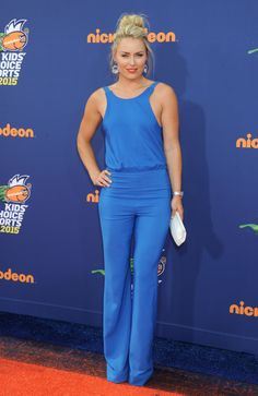 | LINDSEY VONN at Nickelodeon Kids' Choice Sports Awards in Westwood ...