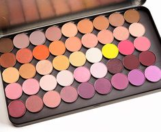 MAC Colorful Eyeshadows
