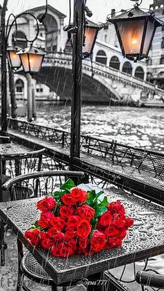 Aşk yağmuru...