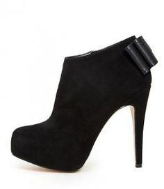 zapatos mujer Dolce Vita botines negros