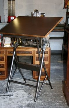 1000 images about drafting tables on pinterest drafting tables vintage drafting table and. Black Bedroom Furniture Sets. Home Design Ideas