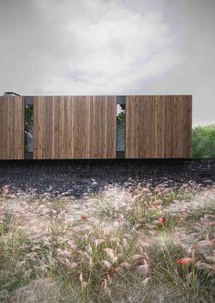 Scandinavian Architecture, Architecture Visualization, Garden Architecture, Sustainable Architecture, Residential Architecture, Contemporary Architecture, Architecture Design, Modern Contemporary, Wood Facade