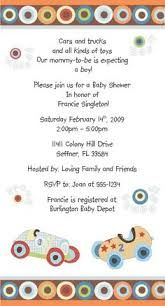 baby shower racing car invitations - Google Search