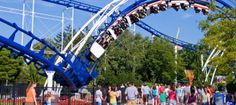 Top Theme Parks in America 2012 - Rolling Out. I want o go to all the amusement parks in the country