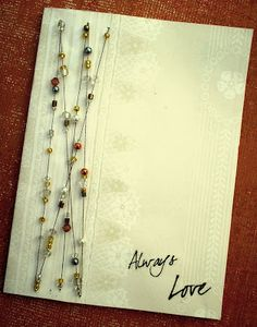 Sandy's Space: Beads of Love