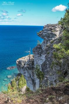 Lion's Head Provincial Park, Bruce Trail, Hiking Trails in Ontario, Beautiful Places in Ontario,