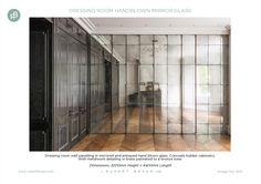 Antique Mirror Glass, Glass Design, Dressing Room, Mirrors, Antiques, Home Decor, Antiquities, Walk In Closet, Antique